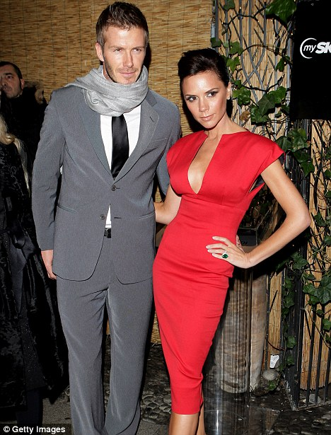 Demands: French comments are surfacing about David Beckham's alleged demands to Paris St Germain, including a shop for wife Victoria