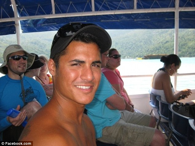 Michael, 24, was critically injured in the crash and is not fighting for his life in hospital