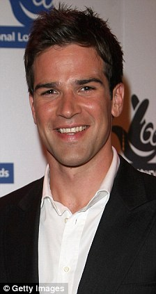 The Celtic duo: Welsh presenter Gethin Jones is tipped to join Lorraine Kelly on the Daybreak sofa