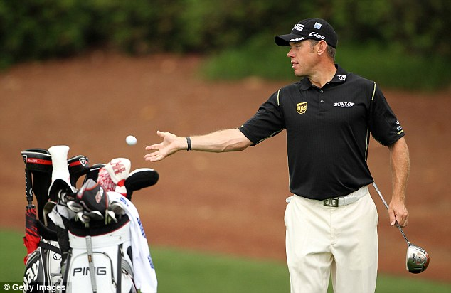 Up for it: Lee Westwood reckons he can go one better than he did in 2010 and win the Masters