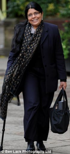 Primary school teacher Anna Yerrakalva who was off sick from 2004 on full pay after a catalogue of dubious medical conditions were claimed