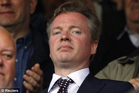Outstanding payments: Deals agreed between owner Craig Whyte and Ticketus over the sale of future season tickets were worth £30.5m in total