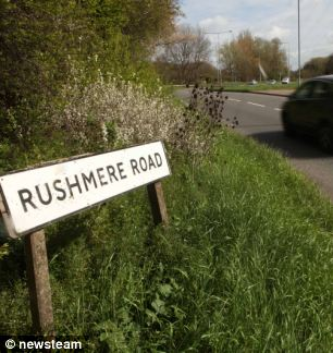 Rushmore Road is one of Northampton's busiest