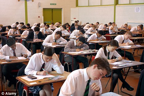 The move by the government is an attempt to restore credibility to A-Levels, which have come under heavy criticism