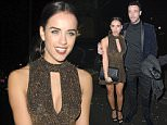 Picture Shows: Georgia May Foote  November 22, 2015\n \n 'Strictly Come Dancing' stars head to The Flamingo in Blackpool for a night out after the show.\n \n Non-Exclusive\n WORLDWIDE RIGHTS\n \n Pictures by : FameFlynet UK � 2015\n Tel : +44 (0)20 3551 5049\n Email : info@fameflynet.uk.com