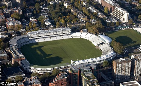 Outcry: The row over the redevelopment of Lord's shows no sign of abating