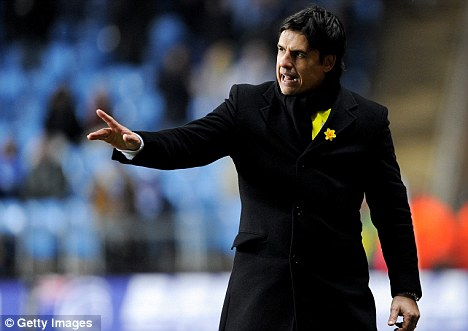 Coming home: Former Fulham boss Chris Coleman will quit Larissa this week