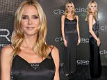 Mandatory Credit: Photo by REX Shutterstock (5412163aa)\n Heidi Klum\n Sean 'Diddy' Combs' Birthday Celebration, Los Angeles, America - 21 Nov 2015\n \n
