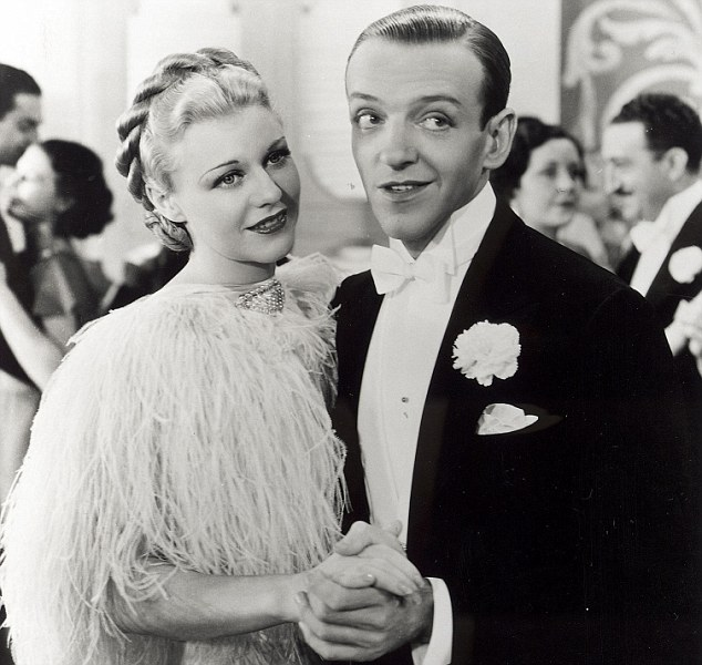 Originals: Fred Astaire and Ginger Rogers at their liveliest in the classic 1935 film Top Hat