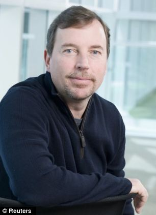 Embarrassing: New CEO of Yahoo! Scott Thompson has been accused of lying on his CV