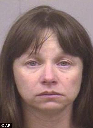 Mugshot: Julianne McCrery, of Texas, has allegedly admitted killing her son