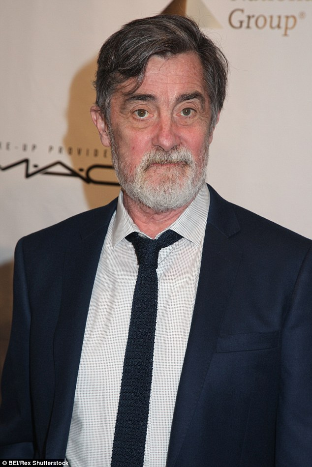Roger Rees died on Friday at age 71, pictured in May in New York