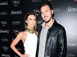 Mandatory Credit: Photo by Startraks Photo/REX Shutterstock (2423570r)  Audrina Patridge and Corey Bohan  Simon G Soiree at TAO at The Venetian Hotel, Las Vegas, America - 01 June 2013