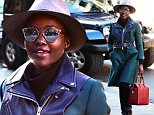 Lupita Nyongo arrives at her off broadway play in NYC.\n\nPictured: Lupita Nyongo\nRef: SPL1181147  211115  \nPicture by: Ron Asadorian / Splash News\n\nSplash News and Pictures\nLos Angeles: 310-821-2666\nNew York: 212-619-2666\nLondon: 870-934-2666\nphotodesk@splashnews.com\n