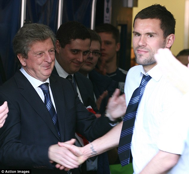 Staying in exile: Ben Foster has ruled out an international return despite a plea from new England boss Roy Hodgson