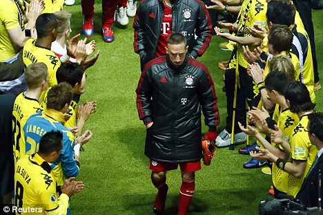 Must do better: Bayern must recover quickly ahead of their final against Chelsea