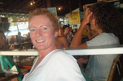 Murder probe: Hilary Hughes-Augustin died in a St Lucia hospital two weeks after being admitted for undisclosed injuries