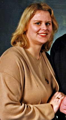 Battered: Rachel O'Reilly was beaten to death in her own home in north County Dublin in October 2004