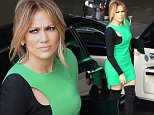 145278, Jennifer Lopez seen arriving to the set of American Idol in LA. Los Angeles, California - Saturday November 21, 2015. Photograph: Miguel Aguilar, © PacificCoastNews. Los Angeles Office: +1 310.822.0419 sales@pacificcoastnews.com FEE MUST BE AGREED PRIOR TO USAGE