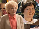 Mandatory Credit: Photo by ITV/REX Shutterstock (3529676ab)  Coronation Street - Ep 8161 Wednesday 3 July 2013 Emily Bishop [EILEEN DERBYSHIRE] has a shock proposition for Norris Cole [MALCOLM HEBDEN]. Picture contact: david.crookatitv.com on 0161 952 6214  Coronation Street 2013