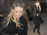 Picture Shows: Ola Jordan  November 21, 2015    Professional dancer Ola Jordan seen arriving at the Blackpool Tower Ballroom ahead of tonight's 'Strictly Come Dancing' in Blackpool, England.    Ola recently announced that she would be leaving 'Strictly' after 10 years, allegedly due to conflict with the show's producers.    Non-Exclusive  WORLDWIDE RIGHTS  Pictures by : FameFlynet UK © 2015  Tel : +44 (0)20 3551 5049  Email : info@fameflynet.uk.com