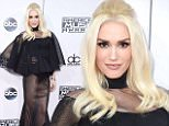 eURN: AD*188767436  Headline: 2015 American Music Awards - Arrivals Caption: LOS ANGELES, CA - NOVEMBER 22:  Singer Gwen Stefani attends the 2015 American Music Awards at Microsoft Theater on November 22, 2015 in Los Angeles, California.  (Photo by Steve Granitz/WireImage) Photographer: Steve Granitz  Loaded on 23/11/2015 at 00:16 Copyright: WIREIMAGE Provider: WireImage  Properties: RGB JPEG Image (21567K 1978K 10.9:1) 2212w x 3328h at 300 x 300 dpi  Routing: DM News : GroupFeeds (Comms), GeneralFeed (Miscellaneous) DM Showbiz : SHOWBIZ (Miscellaneous) DM Online : Online Previews (Miscellaneous), CMS Out (Miscellaneous)  Parking: