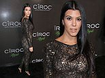 Mandatory Credit: Photo by REX Shutterstock (5412163m)\n Kourtney Kardashian\n Sean 'Diddy' Combs' Birthday Celebration, Los Angeles, America - 21 Nov 2015\n \n