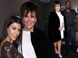 Mandatory Credit: Photo by REX Shutterstock (5412163k)\n Kris Jenner and Kourtney Kardashian\n Sean 'Diddy' Combs' Birthday Celebration, Los Angeles, America - 21 Nov 2015\n \n