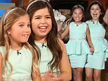 Ellen welcomes back Sophia Grace & Rosie to ¿The Ellen DeGeneres Show¿ on Thursday, November 19th and the girls share that they each have a new sibling who drives them nuts! Rosie also tells Ellen that her parents finally got married and she got a hold of her mom¿s phone and saw some hilarious bachelorette photos. Plus, Ellen surprises the girls with blinged out custom Segway¿s and Red Carpet Tickets to the American Music Awards.