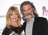 Mandatory Credit: Photo by Jim Smeal/BEI (4743504ak).. Goldie Hawn and Kurt Russell.. The Kaleidoscope Ball, Los Angeles, America - 02 May 2015.. ..