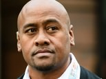 Jonah Lomu's passing has prompted tributes from not only from the rugby world but also Hollywood celebrities, charities and Britain's Queen Elizabeth II ©Leon Neal (AFP/File)