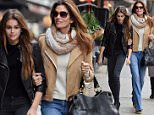 //\n11/22/15 \nExclusive: Cindy Crawford and daughter Kaia Gerber are seen walking hand in hand in New York City on Sunday November 22nd, 2015. Photo Credit / The Image Direct\nsales@theimagedirect.com Please byline:TheImageDirect.com\n*EXCLUSIVE PLEASE EMAIL sales@theimagedirect.com FOR FEES BEFORE USE