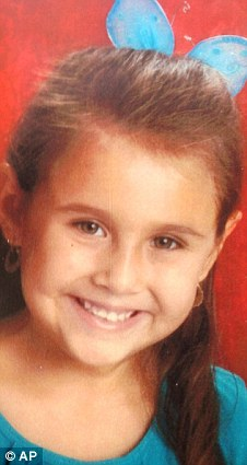 'Keeping hope alive': Isabel Celis, 6, was reported missing by her father from her Tuscon, Arizona home on the morning of April 21