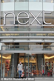 Pilot: Next has successfully trialled its first department store in West Sussex
