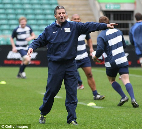 Stu's the man: Smith believes Lancaster has done enough to land the England job full-time