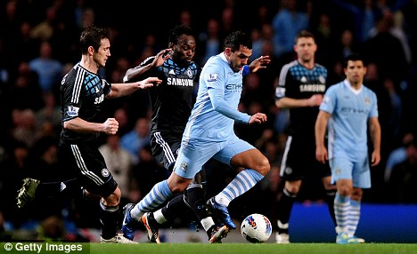 Catalyst: Carlos Tevez came on and City's fortunes were transformed