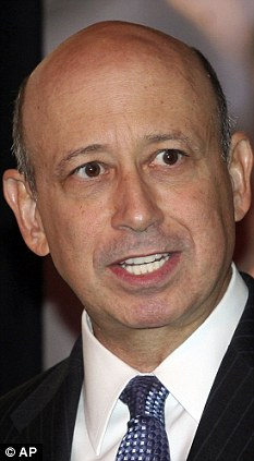 Scandal clear up: Lloyd C. Blankfein, CEO of Goldman Sachs, told employees that internal emails were going to be scanned