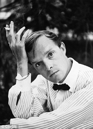 Celebrity: Author Truman Capote lived in part of the house for a decade, from 1955 to 1965