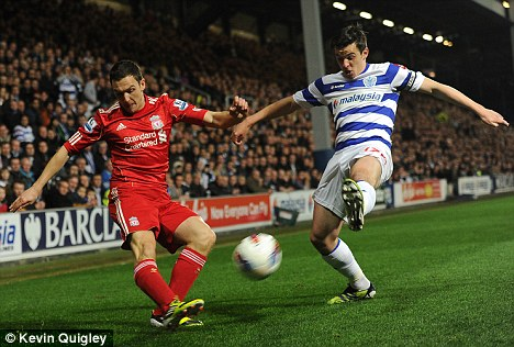 Poor: By his own admission Joey Barton played poorly