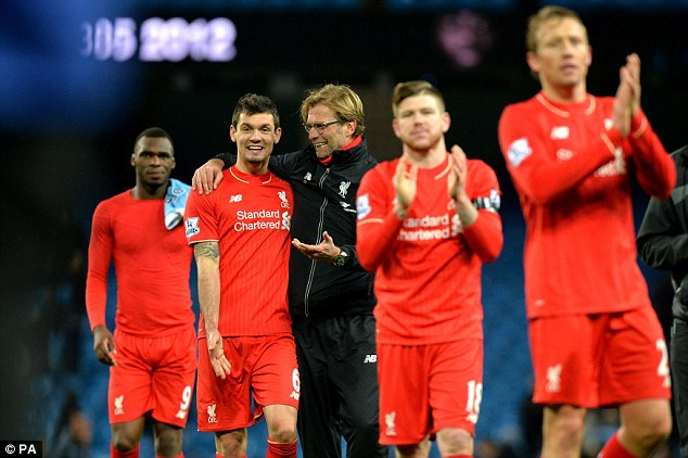 Lovren is part of a defence that has benefited from Klopp's tactics and says he has instilled belief in the team