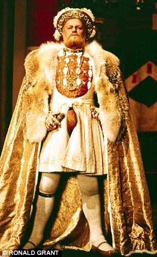 Keith Michell, the actor famous for his many performances as King Henry VIII, has died at the age of 88
