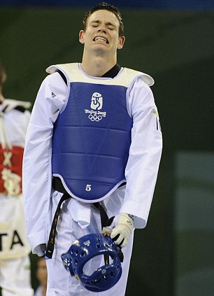 Feel the fourth: Cook just missed out on the medals in 2008