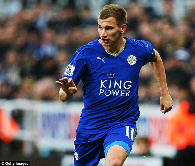 Marc Albrighton has flourished in his role on the left-hand touchline where his delivery has been effective