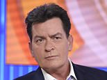 TODAY -- Pictured: (l-r) -- Charlie Sheen (Photo by: Peter Kramer/NBC)