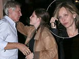 *EXCLUSIVE* Santa Monica, CA - Harrison Ford and Calista Flockhart have a family reunion at Via Veneto with their daughter Georgia Ford and son Malcolm Ford. The family greeted each other with hugs and smiles. \n  \nAKM-GSI       November 21, 2015\nTo License These Photos, Please Contact :\nSteve Ginsburg\n(310) 505-8447\n(323) 423-9397\nsteve@akmgsi.com\nsales@akmgsi.com\nor\nMaria Buda\n(917) 242-1505\nmbuda@akmgsi.com\nginsburgspalyinc@gmail.com