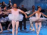 Jimmy Kimmel Live October 19, 2015 Jimmy takes his show on the road to Brooklyn, NY. Actor Bill Murray visits with Jimmy. Ryan Adams performs as musical guest. Ballet dancer Misty Copeland performs and attempts to teach Jimmy and Guillermo to dance ballet..