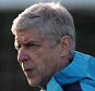 Arsenal Training. London Colney 23/11/15: Picture Kevin Quigley/solo syndication  Arsene Wenger