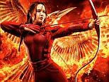 Film: The Hunger Games: Mockingjay, Part 2 (2015), starring Jennifer Lawrence as Katniss Everdeen.