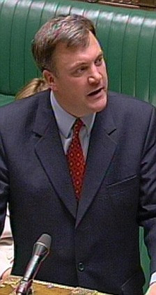 Ed Balls: 'sniffs out pathetic party-political squabbles at every turn, speaks an obscure and baffling dialect of officialese'