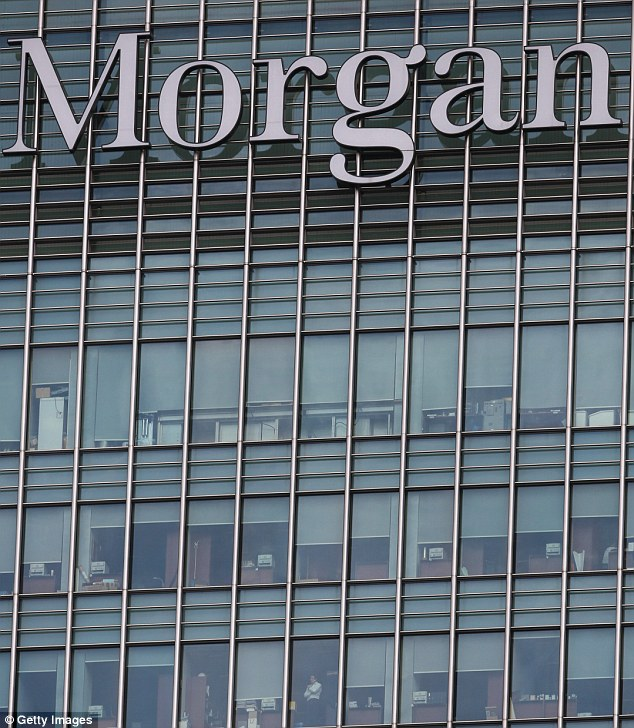 Furious: The Magees said they would be demanding answers from JP Morgan, revealing that nobody from the company had 'had the decency' to call them after their son Gabriel plunged to his death